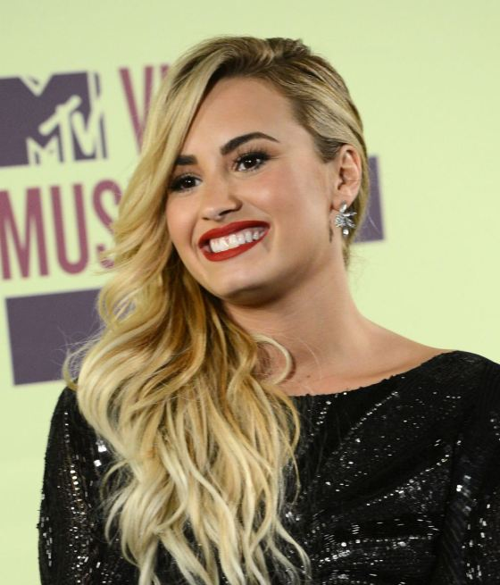 Demi-Lovato-Loira-VMA-2012