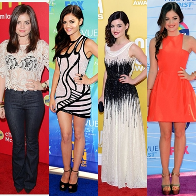 26 post - Estilo Lucy Hale (1) e How I Met Your Mother