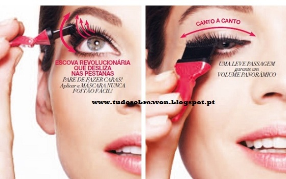 mascara mega effects identif